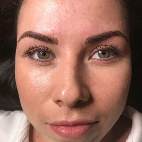 Eyebrow Waxing Gone Wrong